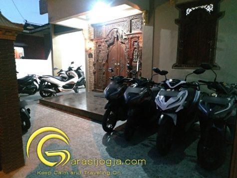 tempat rental motor jogja