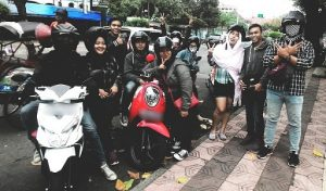 penyewaan motor jogja dekat stasiun lempuyangan