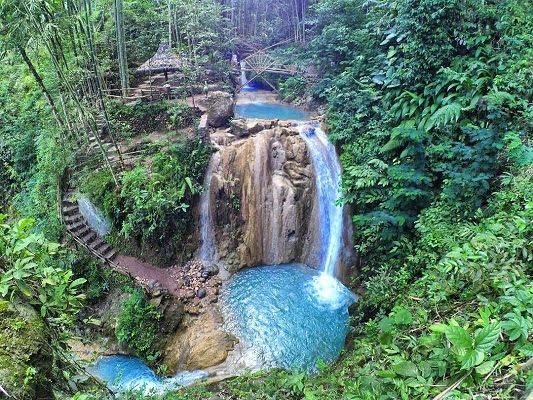 Kedung Pedut, Air Terjun nan Eksotis di Pegunungan Menoreh Kulonprogo