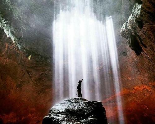 Tiket Masuk Goa Jomblang Gunung Kidul