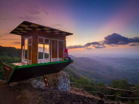 tempat wisata hutan pinus mangunan jogja 2018