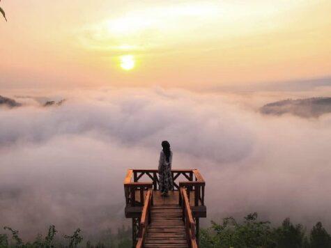 wisata sunset jogja