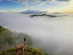 foto bagus bukit panguk kediwung bantul mangunan jogja