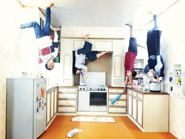harga tiket masuk upside down world jogja