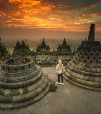 8 Wisata Jogja Dekat Borobudur Tiket Masuk Candi Borobudur 2019