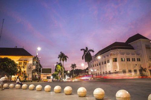 17 Tempat Wisata Malam Hits Di Jogja Tempat Nongkrong Asik