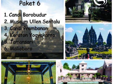 paket wisata 2 hari di yogyakarta